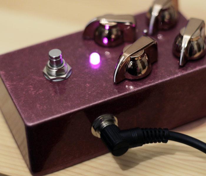 Fender Blender (Fuzz)自作