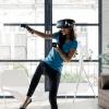 HTC Vive VRを体験した