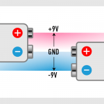 マイナス9Vの回路について